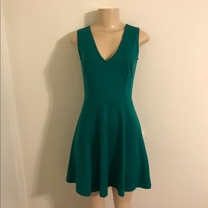 HM Fit & Flare Dress